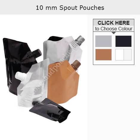10 mm Spout Pouches
